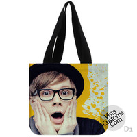 Fall Out Boy Patrick Stump New Hot, handmade bag, canvas bag, tote bag