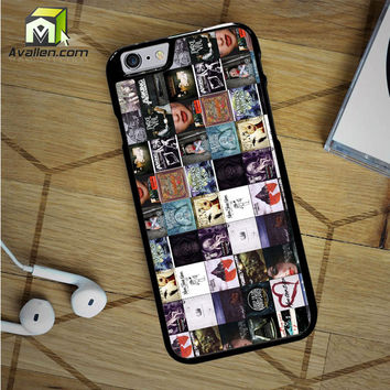 Sleeping With Sirens Ears To See Eyes iPhone 6S Case by Avallen