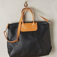 Bedford Leather Tote by Graf & Lantz Black One Size Bags