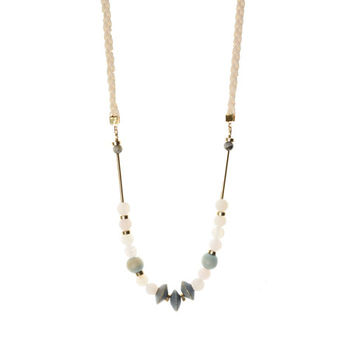 Dash IV Necklace  - Cerulean