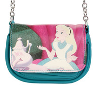 Disney Alice In Wonderland Crossbody Bag | Hot Topic