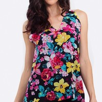 Tropical Rose Top