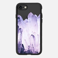 PURE CRYSTAL AMETHYST by Monika Strigel iPhone 7 Hülle by Monika Strigel | Casetify