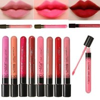 Smudge Makeup Waterproof Lip Stick Pencil Lip Gloss Lip Pen