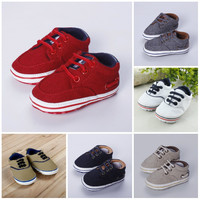 Newborn Baby First Walkers Shoes Spring Autumn Boys Girls Kids Infant Toddler Classic baby Sports Sneaker