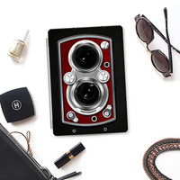 Vintage Camera - Red iPad Air 2 Cover by Nicklas Gustafsson   Casetify