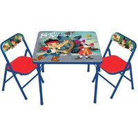 Disney Jake and Neverland Pirates Activity Table Set