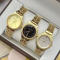 MK Michael Kors Women Fashion Quartz Movement Watch Wristwatch