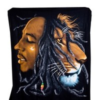 Bob Marley Lion Fleece
