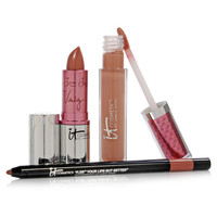 Buy IT Cosmetics Naturally Pretty Lip Stain Trio, It Cosmetics and Makeup Kits from The Shopping Channel, Canada's home shopping network - Online Shopping for Canadians