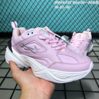 DCCK N119 Nike Air Monarch IV M2K Tekno Causal Running Master Shoes Pink