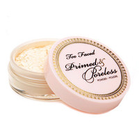 Too Faced Primed & Poreless Loose Powder