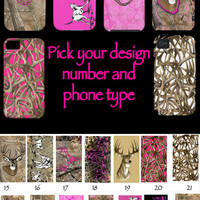 HUNTING PHONE COVERS
