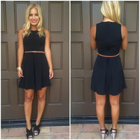 Heiress Little Black Dress