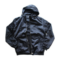 Black Wind Rain proof Jacket