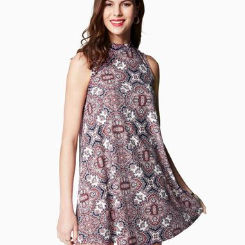 Mod Medallion Dress | Charming Charlie