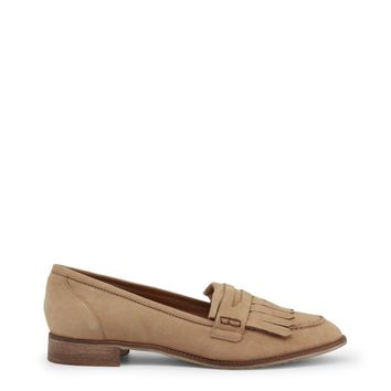 Arnaldo Toscani Brown Leather Shoes