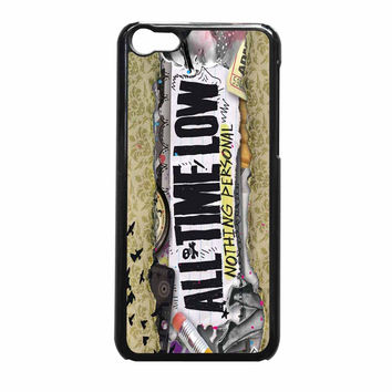 All Time Low Nothing Personal Album Cover iPhone 5c Case