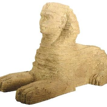 Great Sphinx at Giza Monument Replica Statue 15.5L