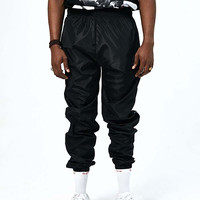 Candy Color Track Pants | Black