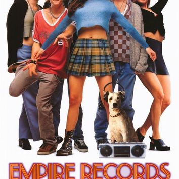 Empire Records 27x40 Movie Poster (1995)