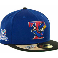 Toronto Blue Jays MLB Cooperstown Patch 59FIFTY Cap
