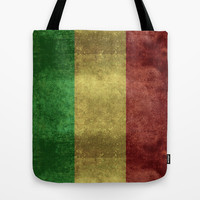 The National flag of the Republic of Mali Tote Bag by LonestarDesigns2020 - Flags Designs +