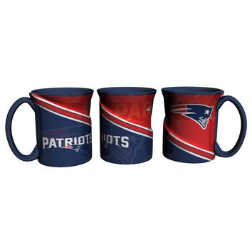 New England Patriots Twisted Mug