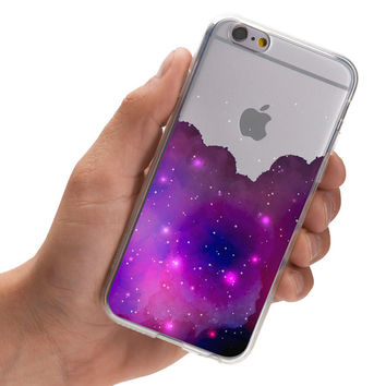 Galaxy Cloud - Super Slim - Printed Case for iPhone - S051
