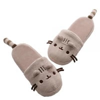 Gund Pusheen super soft slippers