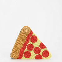 Smilehigh Beaded Zip Pouch - Urban Outfitters