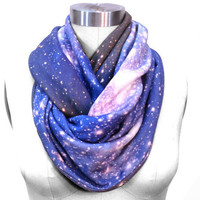 Galaxy Circle Scarf Magellanic Cloud Nebula by shadowplaynyc