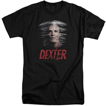 Dexter - Plastic Wrap Short Sleeve Adult Tall