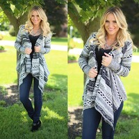 Tribal Eyes Cardigan