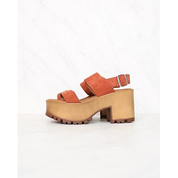 muse & cloud - danna platform sandals - tej