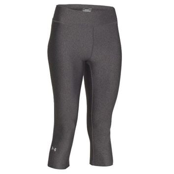 Under Armour Women's UA Heatgear Armour Capri