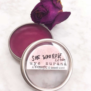 She Who Rose Naturally Tinted Conditioning Lip Balm