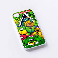 Teenage Mutant Ninja Turtles iPhone 4/4S, 5/5S, 5C,6,6plus,and Samsung s3,s4,s5,s6