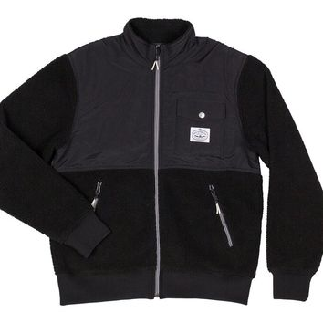 Half Fleece Jacket