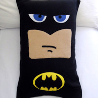 Batman Fleece Pillow Case, DC Comics
