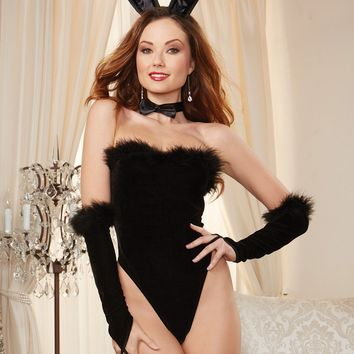 """After Eight Bunny"" Costume"