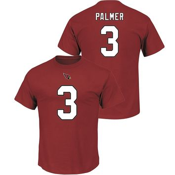 Carson Palmer Arizona Cardinals Red Eligible Receiver III Jersey Name and Number T-shirt