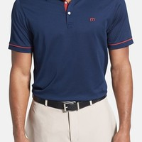 Travis Mathew Regular Fit Pima Cotton Golf Polo
