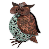 Owl Wine Cork Holder