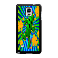 Running Cactus For Samsung Galaxy Note 4 | 5 Case