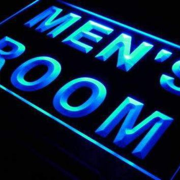 Mens Room Restrooms Neon Sign (LED)