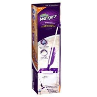 Swiffer Wet Jet All-In-One Power Mop Starter Kit