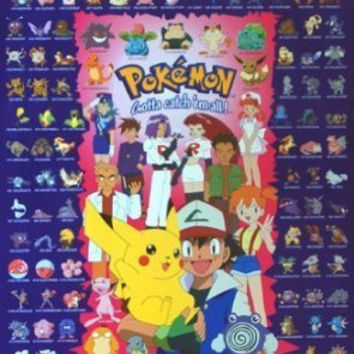 POKEMON POSTER Gotta Catch Em All RARE HOT NEW 24X36