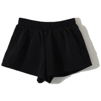 Retro Black Lantern Shorts