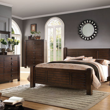 Brooklyn Espresso California King Bed 23704CK